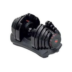 Bowflex 1090 Workout Dumbbell w/Adjustable Weight