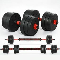 Home Gym Dumbbells Barbells Machine Attachments Fitness Work