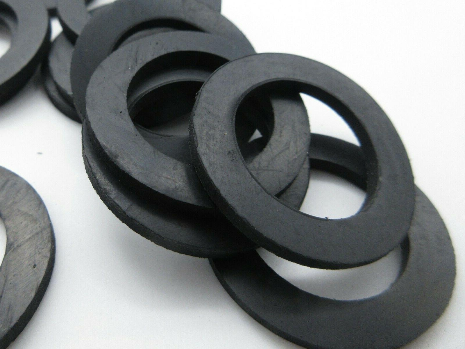 barbell and dumbell 1 id thick rubber